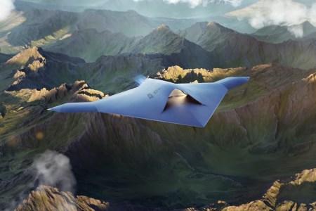 В Україні презентували вітчизняний ударний stealth-дрон ACE ONE: вага — 7,5 т, дальність — 1500 км, висота — 13,7 км, швидкість — 0,95М, боєприпаси — 900 кг [відео]