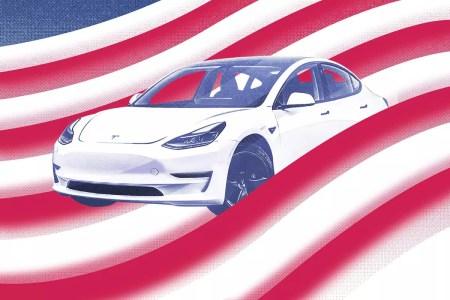 Tesla теперь производит два из трех самых американских автомобилей American-Made Index