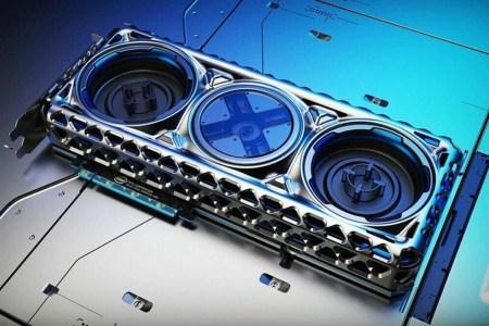 Раджа Кодури показал «голый» игровой GPU Intel DG2 на архитектуре Xe-HPG