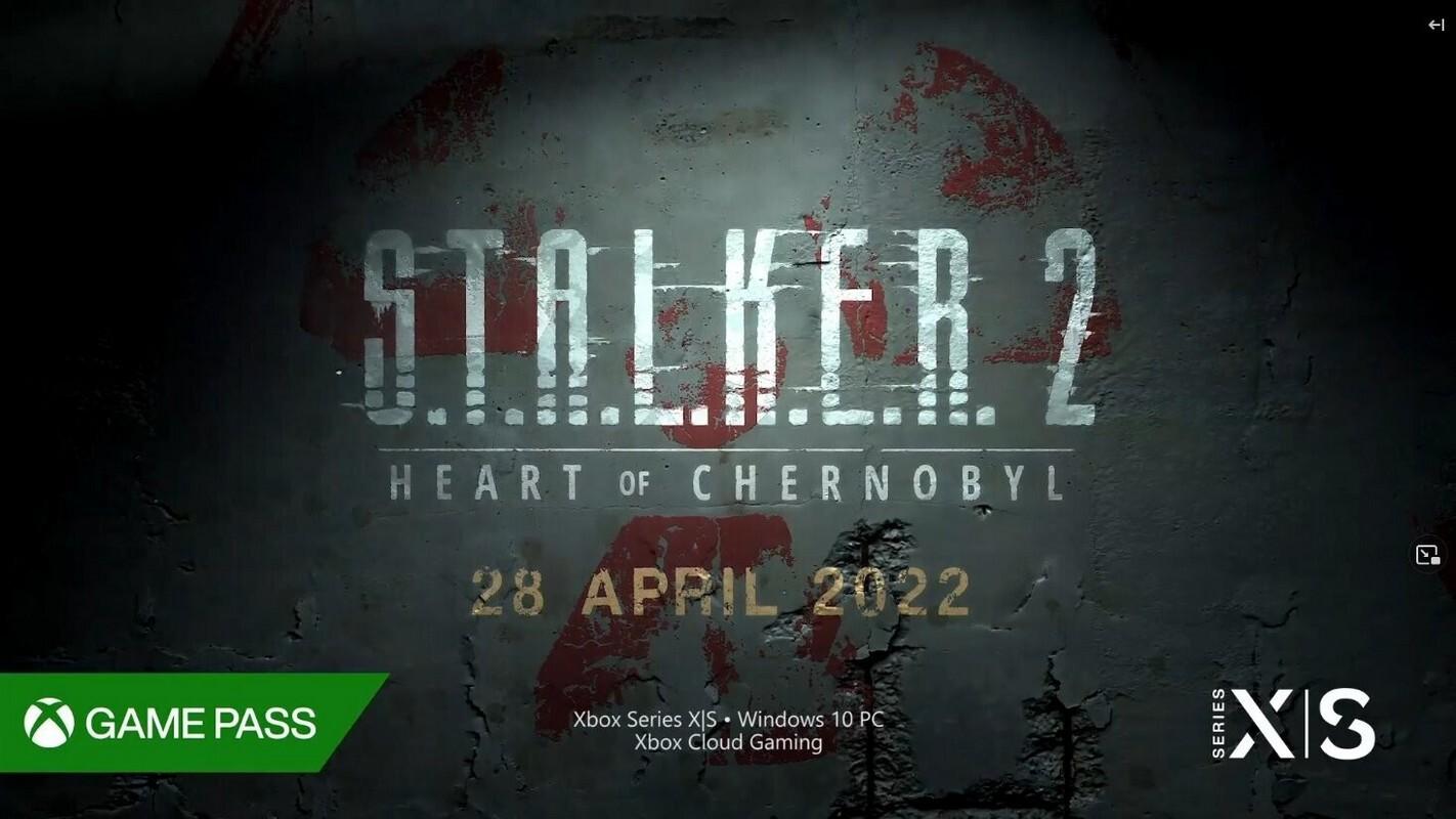S.T.A.L.K.E.R. 2: Heart of Chernobyl выходит 28 апреля 2022 года — геймплейный трейлер - ITC.ua