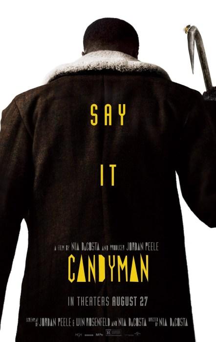Премьеру хоррора Candyman / «Кэндимэн» от Джордана Пила перенесли на 27 августа 2021 года [новый трейлер]
