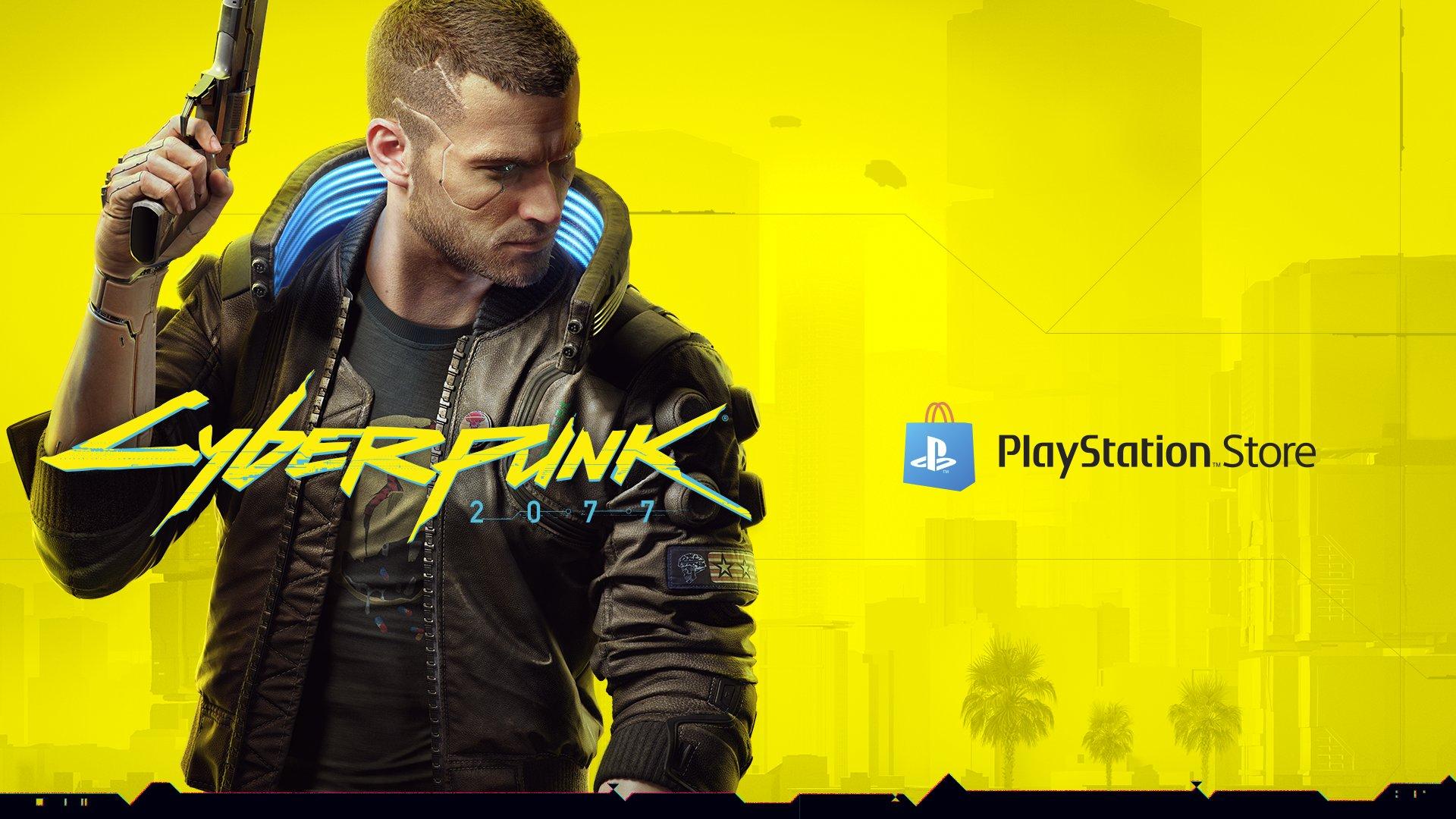 Cyberpunk 2077 вернулась в PS Store — по сниженной цене и большим предупреждением для PS4 - ITC.ua
