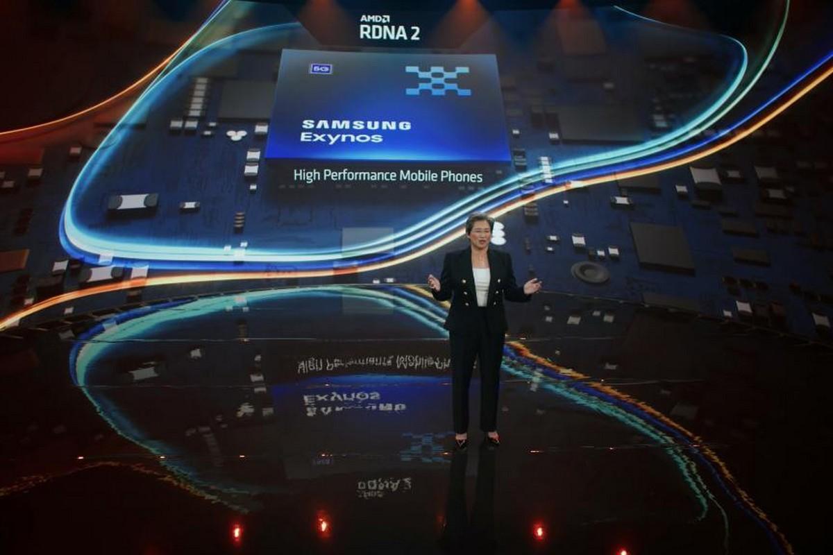 AMD и Samsung тизерят мобильный процессор Exynos со встроенной графикой Radeon RDNA 2 — с поддержкой рейтрейсинга и Variable Rate Shading (VRS) - ITC.ua