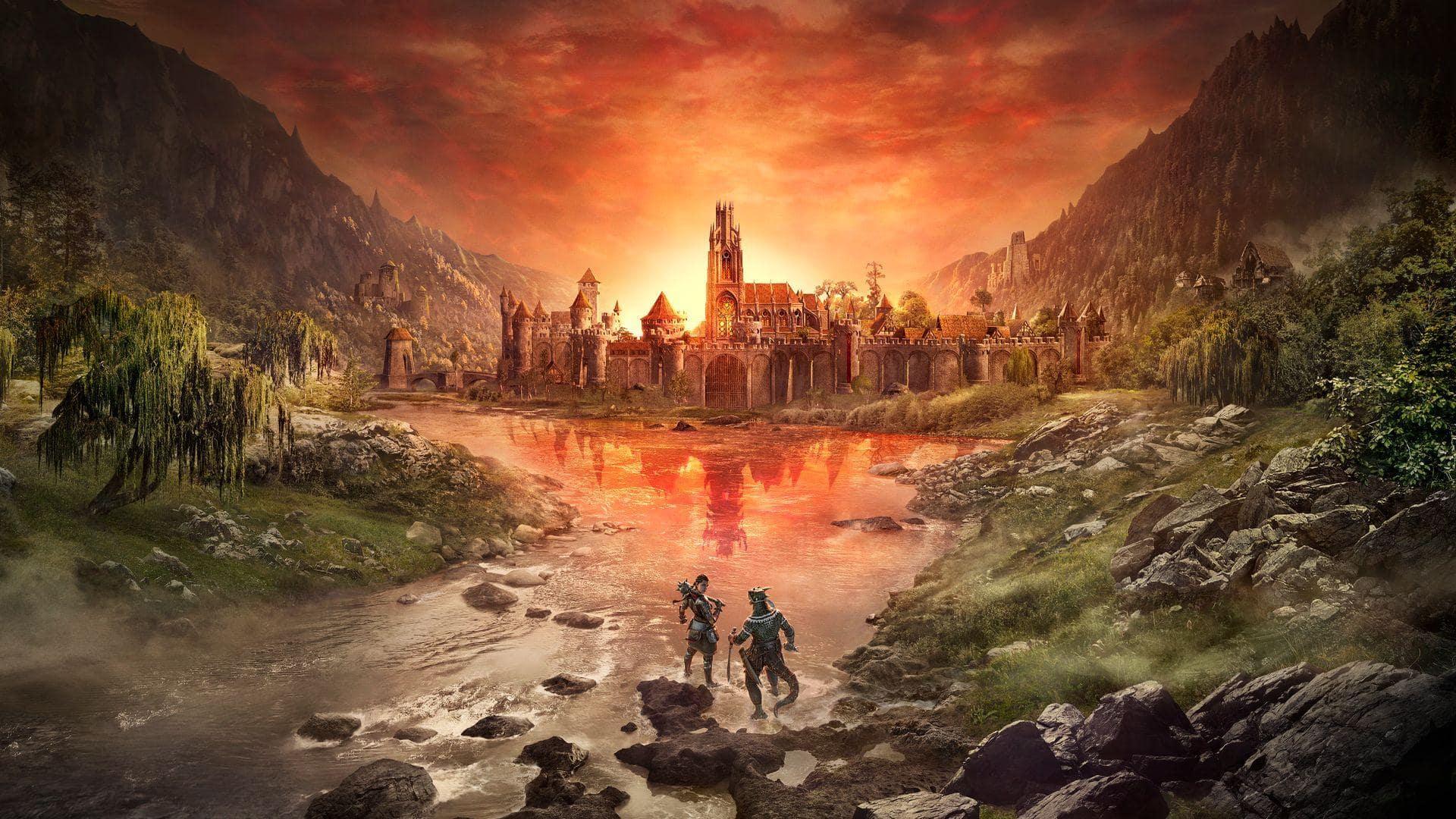 The Elder Scrolls Online - Blackwood: портал в земли упущенных возможностей - ITC.ua