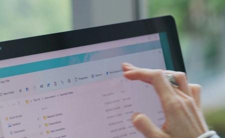 Microsoft мельком показала обновленный «Проводник» для Windows 11 в стиле Fluent Design