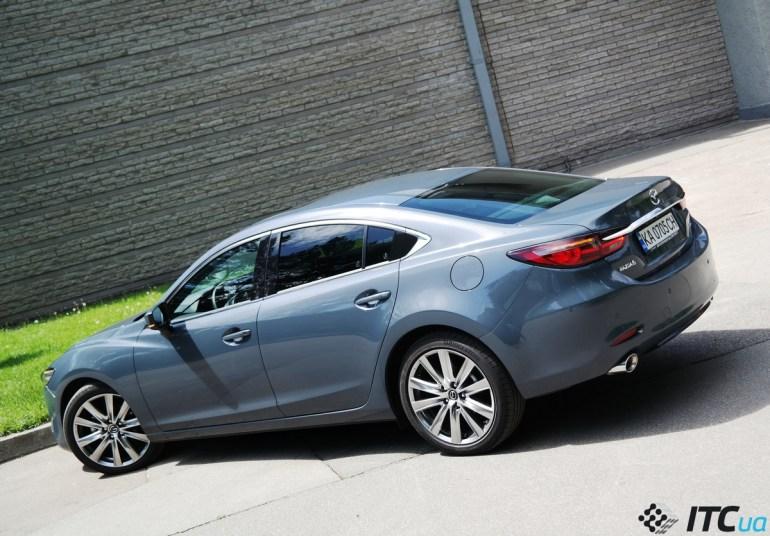 Тест-драйв Mazda6 Turbo: ТОП-5 вопросов и ответов