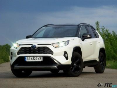 Топ-10 найпопулярніших в Україні нових автомобілів за перші п'ять місяців 2021 року (спойлер, 9 з 10 — кросовери)