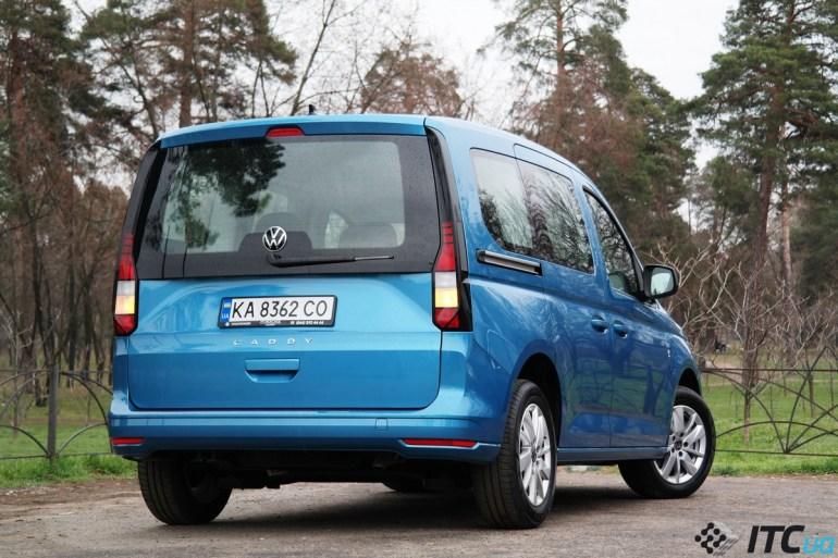 Тест-драйв Volkswagen Caddy: когда красота – не помеха практичности