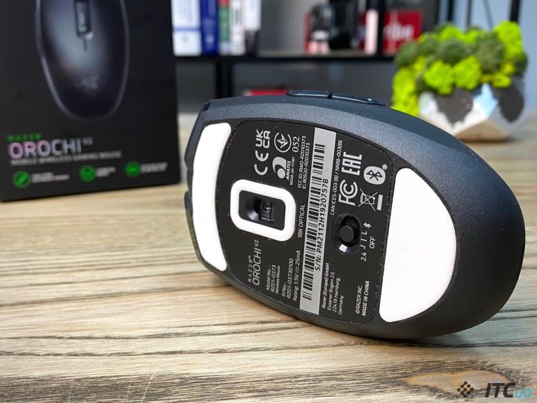 Razer Orochi V2 - обзор компактной игровой мыши