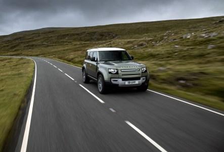 Jaguar Land Rover разрабатывает электромобиль на водородных топливных элементах и приступит к его испытаниям в конце года