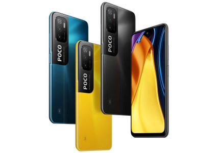 В Україні починається продаж смартфону POCO M3 Pro 5G — від 5,5 тис. грн