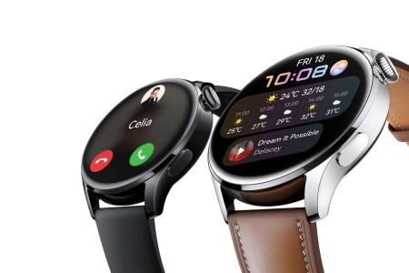 Huawei Watch 3 — первые умные часы компании с собственной ОС HarmonyOS, а также eSIM и аналогом Digital Crown