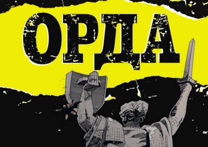 «Орда» Ігоря Баранька, найвідоміший комікс, створений українцем