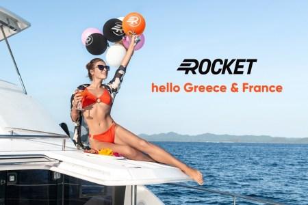 Український сервіс доставки їжі Rocket запустився в Греції і Франції