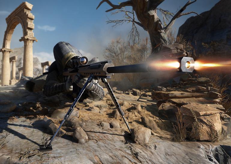 Sniper Ghost Warrior Contracts 2: восточные мотивы - ITC.ua