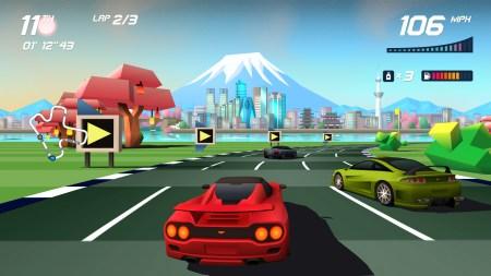 В Epic Games Store бесплатно раздают игры Horizon Chase Turbo и Sonic Mania