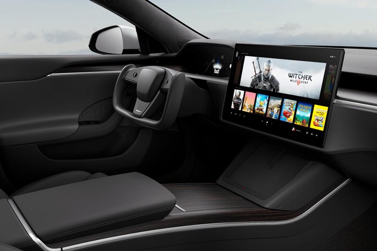 AMD подтвердила, что основой мультимедийной системы новых электромобилей Tesla Model S и Model X служит APU Ryzen с графикой Radeon RDNA 2 - ITC.ua