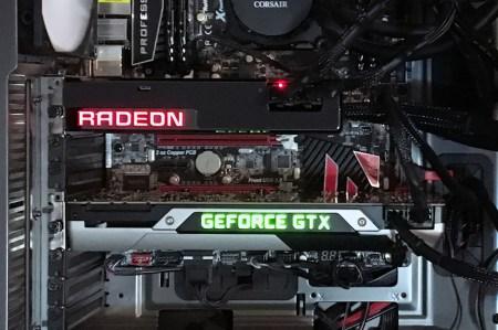 Графики: Как изменялись показатели эффективности GPU AMD и NVIDIA за последние 10 лет