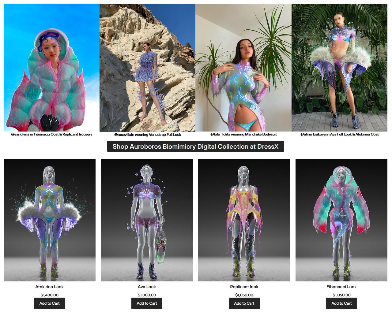 Основанный украинками в США магазин цифровой одежды DressX привлек $2 млн  инвестиций [видео] - ITC.ua