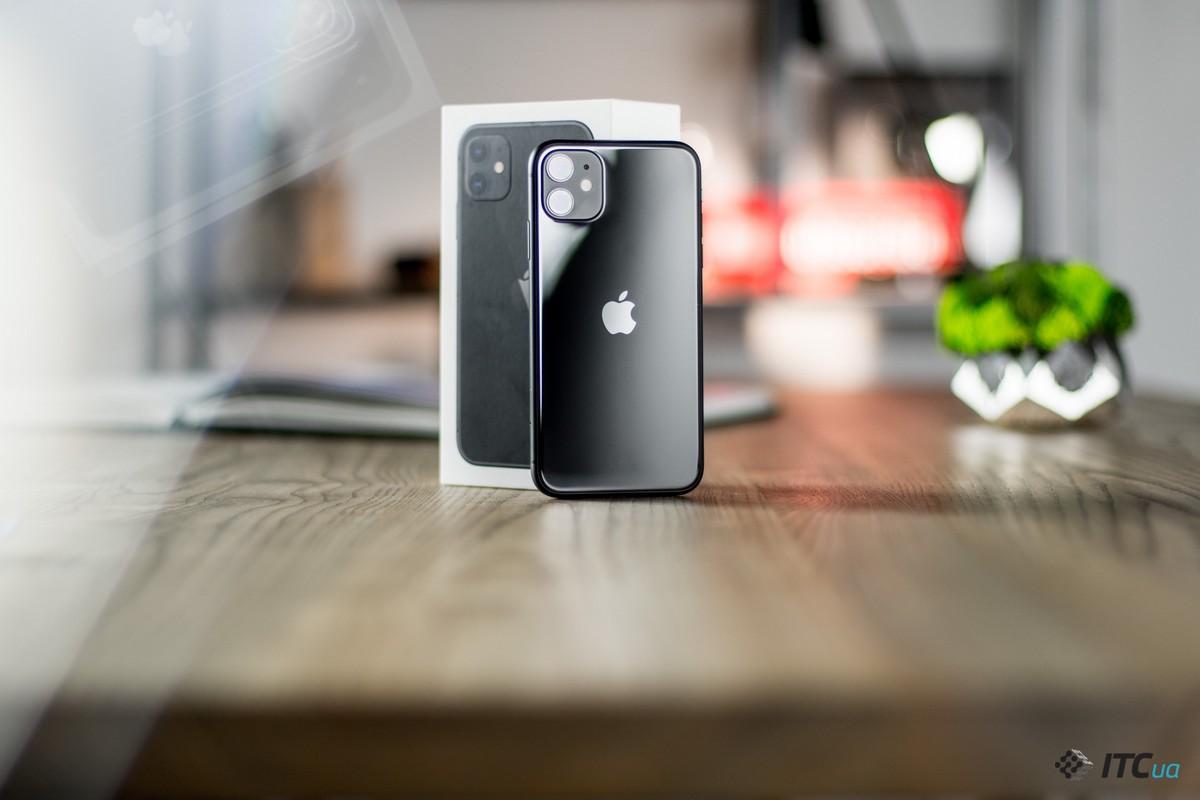 На iPhone 12 Pro Max и iPhone 11 пришлось 46% от смартфонов Apple, проданных в США в минувшем квартале - ITC.ua