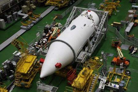 Модуль «Наука» для МКС возвращен на доработку — часть оборудования забыли закрыть теплоизоляцией. И, похоже, оплошность заметили пользователи по фото в интернете