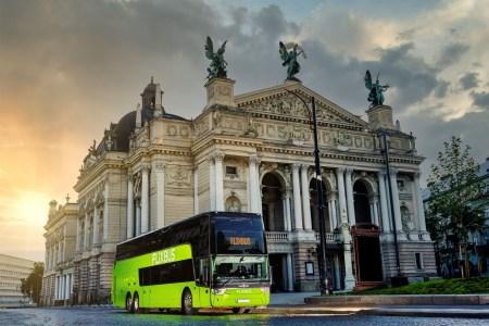 FlixBus відкрив три нових маршрути з України до Європи та оголосив Львів своїм транспортним хабом