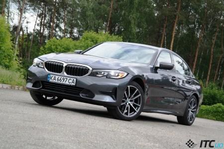 Тест-драйв BMW 320i: культурный атлет