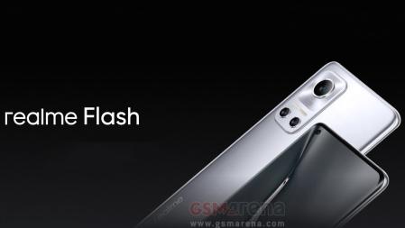 Realme Flash станет первым Android-смартфоном с магнитной зарядкой