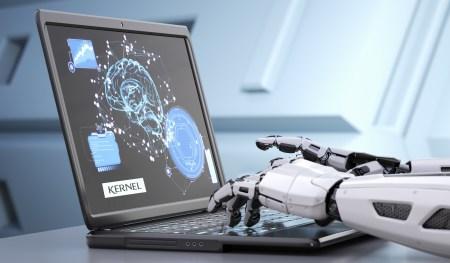 Програмний робот став першим цифровим співробітником Kernel