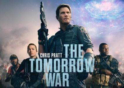 Рецензія на фантастичний бойовик «Війна завтрашнього дня» / The Tomorrow War