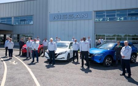 В Великобритании построят флагманский хаб Nissan EV36Zero стоимостью $1,4 млрд, где будут производить электромобили (включая новый электрокроссовер), батареи для них и зеленую энергию
