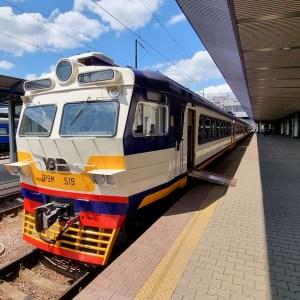 «Укрзалізниця» запустила перший в Україні інклюзивний приміський електропоїзд, що пристосований для подорожей людей з інвалідністю [фото]