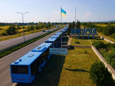 Ужгород закупить 10 електробусів «Електрон Е18» та 10 зарядних станцій для них за 99 млн грн в рамках Кіотського протоколу