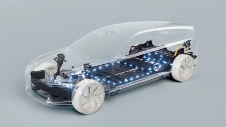 «Електромобільна» стратегія Volvo: власна операційна система VolvoCars.ОS, співпраця із Google, запас ходу 1000 км тощо