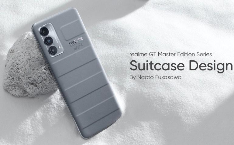 Представлены глобальные смартфоны серии realme GT Master Edition по цене от $399 и ноутбук realme Book стоимостью от $749