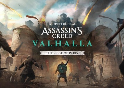 Assassin's Creed Valhalla – The Siege of Paris: Англия vs Франция