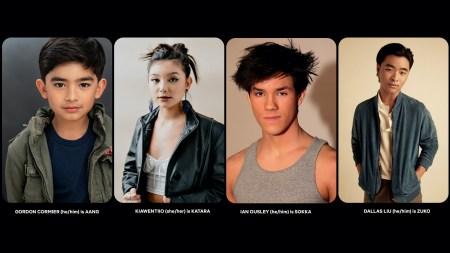Netflix объявил четверку актеров, которые сыграют Аанга, Катару, Сокку и Зуко в будущем сериале Avatar: The Last Airbender / «Повелитель стихий»