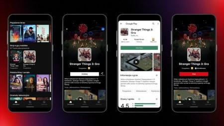 Netflix начал тестировать игры для Android — пока только в Польше