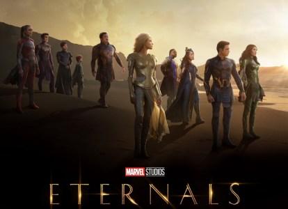 Вышел финальный трейлер супергеройского боевика Eternals / «Вечные» от Marvel, премьера — 5 ноября 2021 года