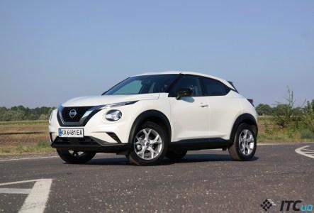 Тест-драйв Nissan Juke New: уже в Украине, хорошая подвеска, от 515 тыс. грн