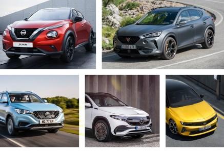 Авто-дайджест за июль 2021: новые бренды на рынке Украины, новый Opel Astra в мире