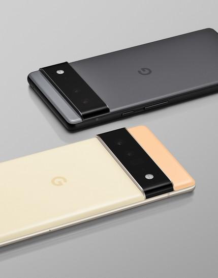 Google анонсировала Pixel 6 и Pixel 6 Pro — на собственной SoC Tensor в принципиально новом дизайне