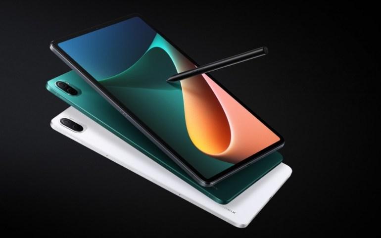 Xiaomi анонсировала планшеты Mi Pad 5 и Mi Pad 5 Pro: 11-дюймовый дисплеи с частотой 120 Гц, поддержка стилуса, опция 5G и цена от $310
