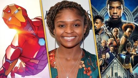 Новая героиня вселенной Marvel по имени Ironheart сначала появится в «Черной пантере 2», а уже потом в отдельном сериале для Disney+