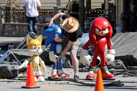 Идрис Эльба озвучит Ехидну Наклза в фильме Sonic the Hedgehog 2 / «Ёжик Соник 2», премьера которого назначена на 8 апреля 2022 года