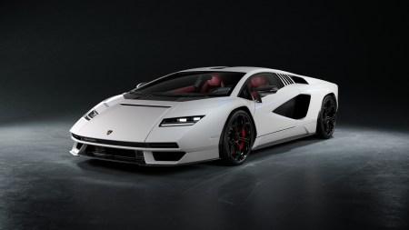 Реинкарнация Lamborghini Countach получила гибридный двигатель мощностью 819 л.с., разгон до «сотни» за 2,8 с и максималку 355 км/ч