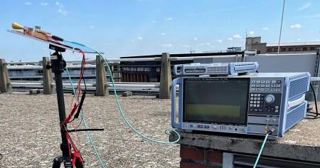 LG провела успішну тестову передачу і прийом даних в 6G ТГц діапазоні на відстань 100 метрів