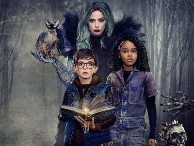 Netflix снял подростковый фильм ужасов «Nightbooks» / «Ночные тетради» про ведьму, которая любит страшные истории на ночь [трейлер]