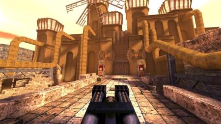 Вышла обновлённая и улучшенная версия Quake, приуроченная к 25-летнему юбилею игры