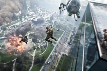 Разработчики Battlefield 2042 объявили системные требования бета-версии